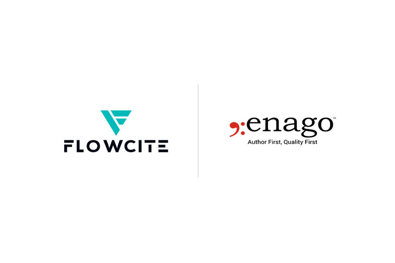 Enago Partners Up with Flowcite to Streamline Scientific Editing and Publishing