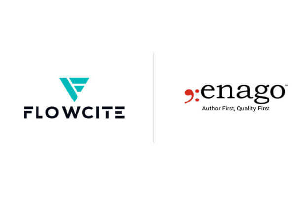 Enago Partners Up with Flowcite to Streamline Scientific Editing and Publishing.